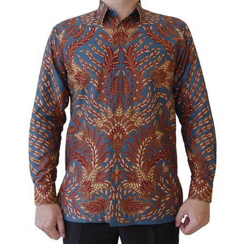 Kemeja Batik Pria Hanlee 544
