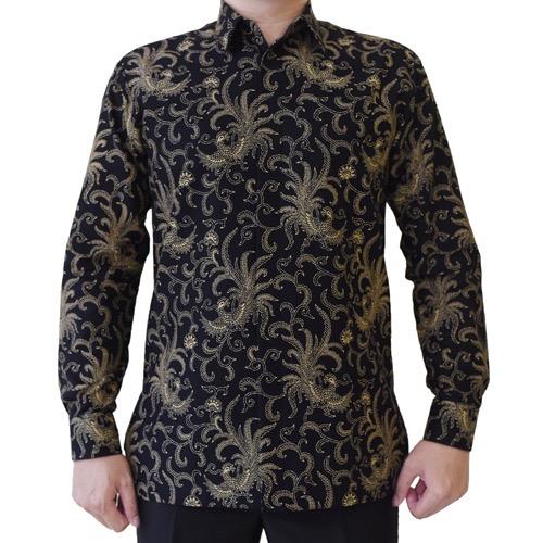 Kemeja Batik Pria Hanlee 545