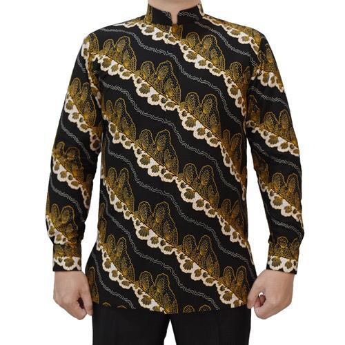 Hem Batik Koko Klasik