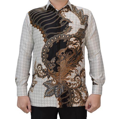 Kemeja Batik Formal Modern