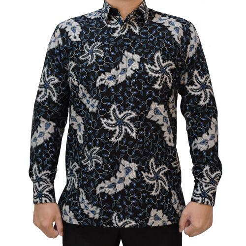 Kemeja Batik Nitik Buketan
