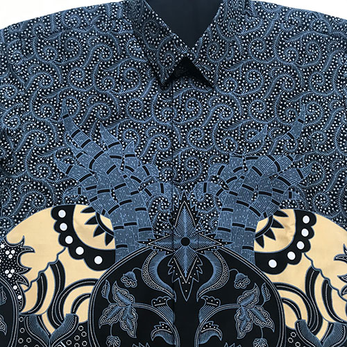 Picture Kemeja Batik Klasik Formal