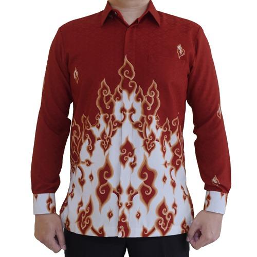 Kemeja Batik Hanlee 580